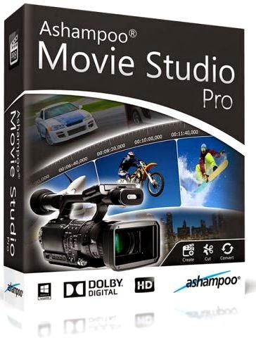 Ashampoo Movie Studio Pro 1.0.7.1 DC 16.04.2014 –  Portable