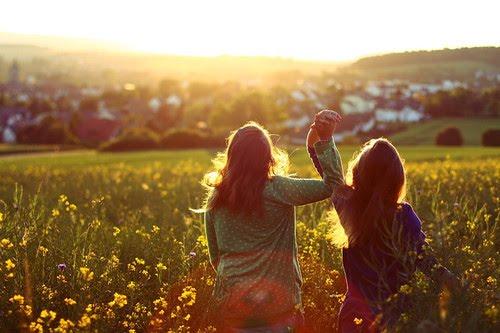 Volim te kao prijatelja, psst slika govori više od hiljadu reči Two-friends