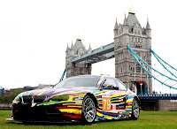 The BMW Art Car Collection 1975-2010
