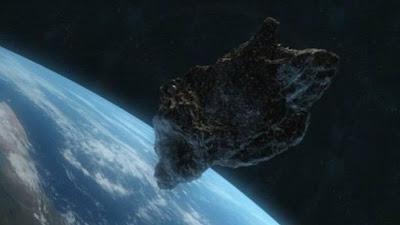 Asteroide passará próximo a Terra nesta sexta-feira Asteroide-passa-perto-da-terra