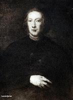 """Kanunnik Mathijs-Frans Van Camp (1750-1824), weigerde ooit de """"eed van haat"""" af te leggen."""