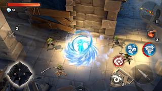 Mod APK Dungeon Hunter 5