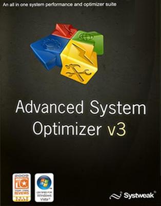 Description Advanced System Optimizer Version 3.5 Advanced System