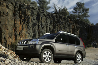 Nissan 2012 New X-Trail  wallpapers