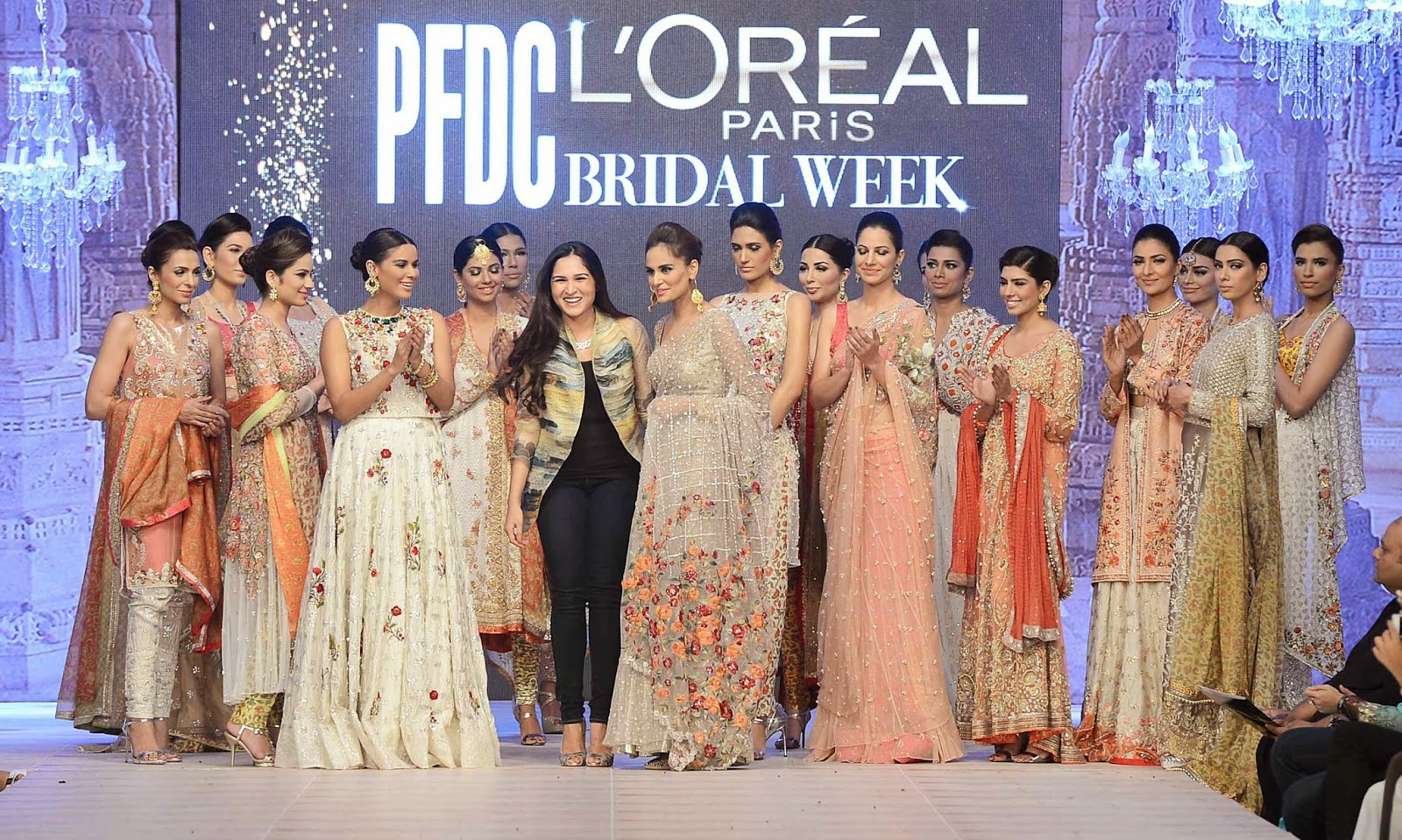 Sania Maskatiya - Bridal Fashion Week - PLBW 2014