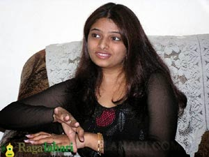 TV Anchor Jahnavi Hot Photoshoot