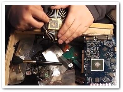 видео урок Как почистить компьютер от пыли