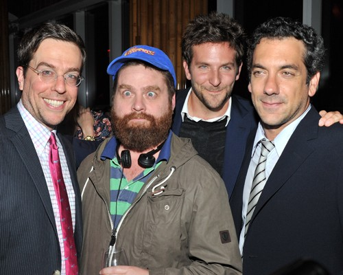 &quot;The Hangover 2&quot; NYC Premiere Brings Out The Stars