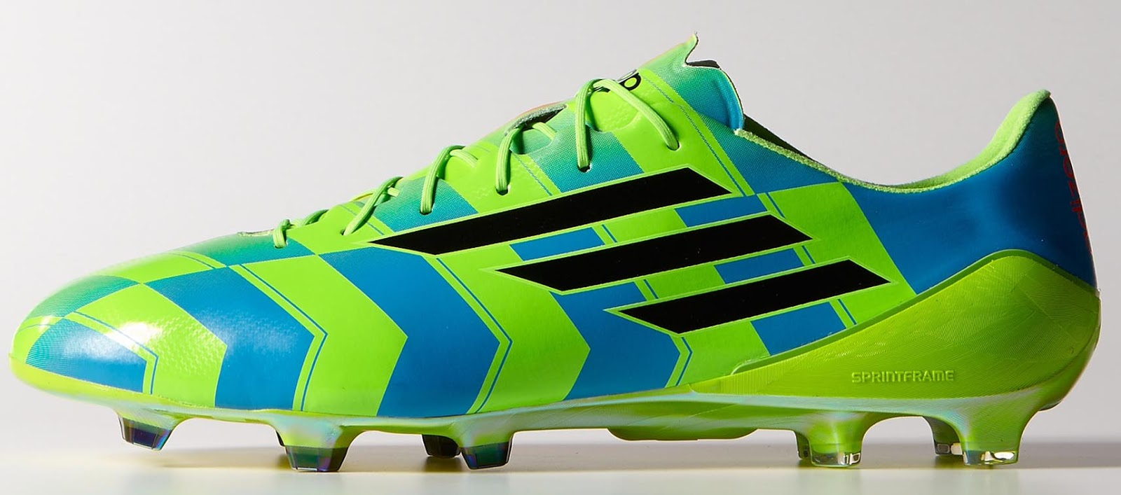 footy news colorful adidas f50 adizero crazylight 14 15 boot. Black Bedroom Furniture Sets. Home Design Ideas
