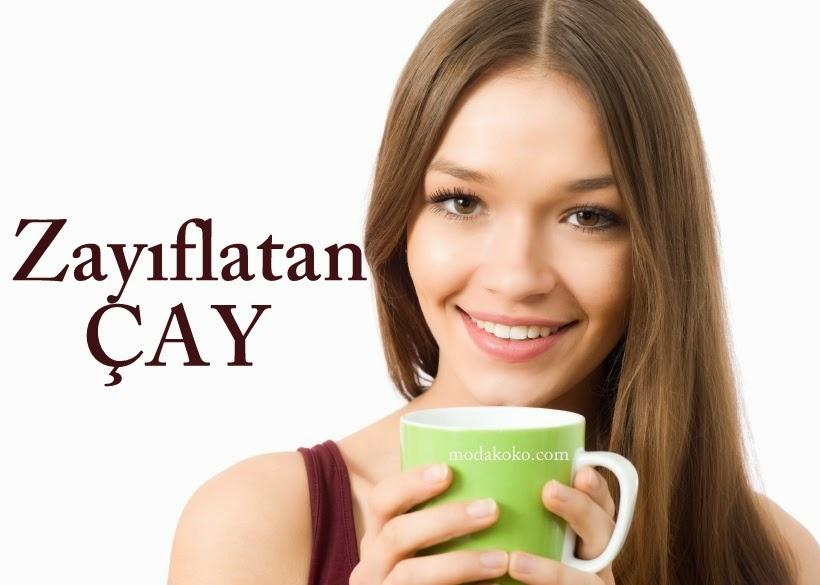 İştah Keserek Zayıflatan Çay Tarifi