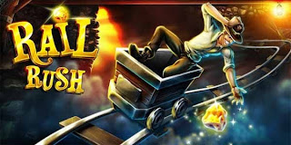 Rail Rush MiniClips Android Game