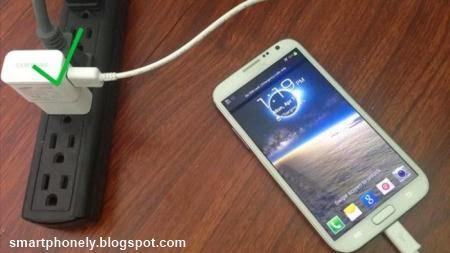 Cara Ngecharge Smartphone yang Benar