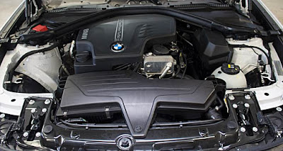 2016 BMW 328i Automatic Transmission