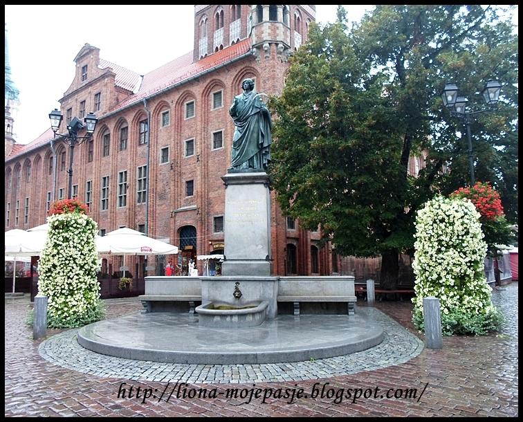 Trochę wspomnień podróżniczych - Toruń.