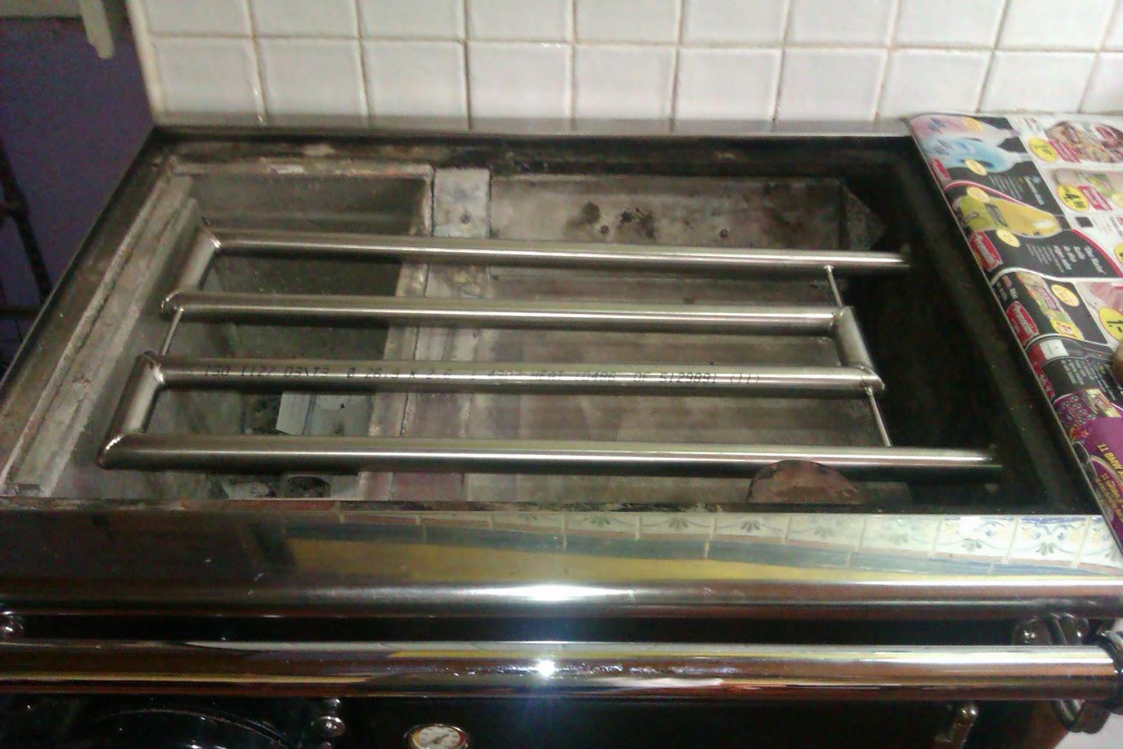 Amoxetar ahorro calefacci n con cocina de le a - Estufas de lena para calefaccion con radiadores ...