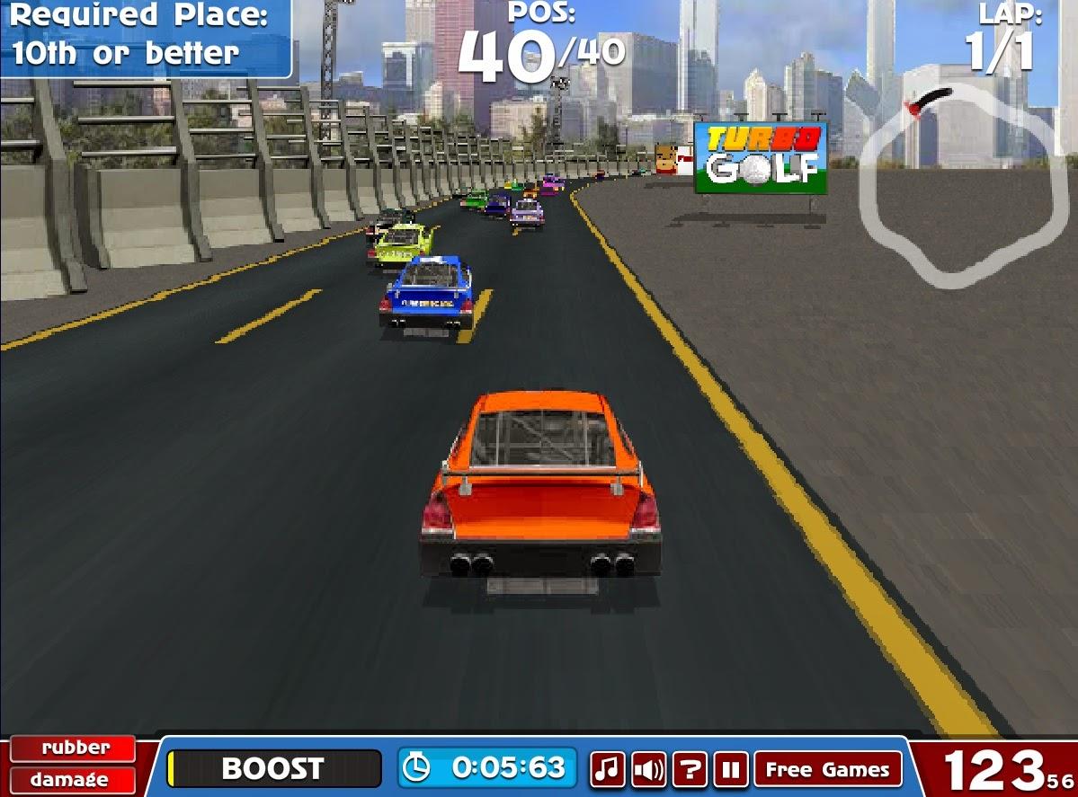 en güzel araba yarışı oyunları oyna