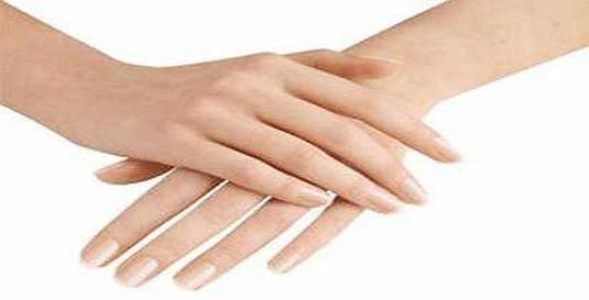 علاج جفاف اليدين وترطيب البشرة
