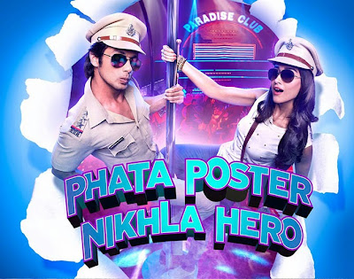 Phata Poster Nikla Hero 2nd Day (Saturday) Box Office Collection