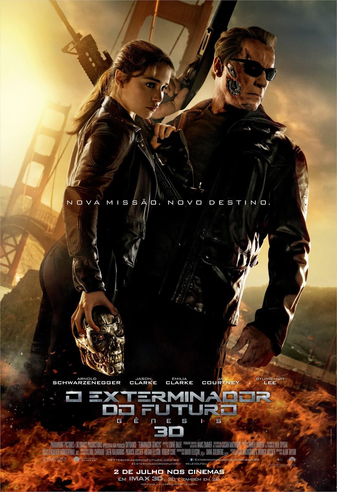 O Exterminador do Futuro: Gênesis – Full HD 1080p