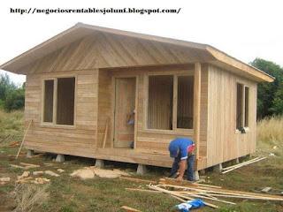 Casa Pre-Fabricada