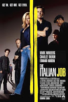 The Italian Job 2003 720p BluRay Dual Audio