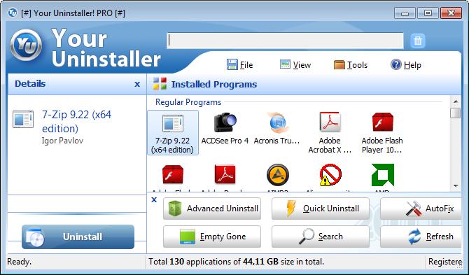download uninstaller