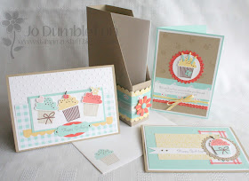 Create a Cupcake Class Instructions - £5