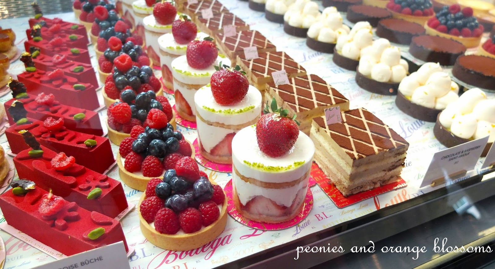 French Patisserie Cake Boxes