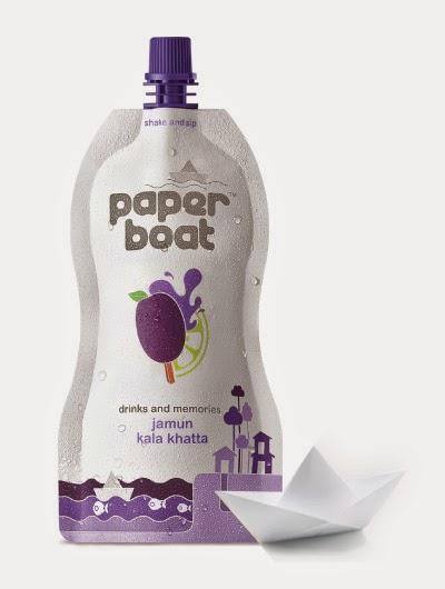 Paper Boat Jamun Kala Khatta Drink Review