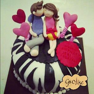 Couple Birthday Cake Pictures : Gs Cake: Birthday Cake Couple