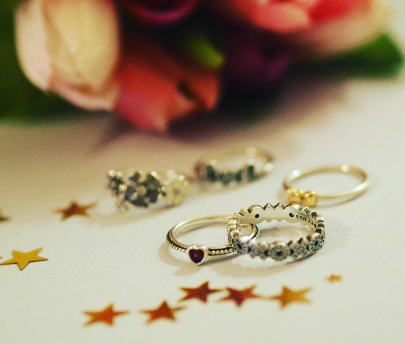 My Pandora Rings