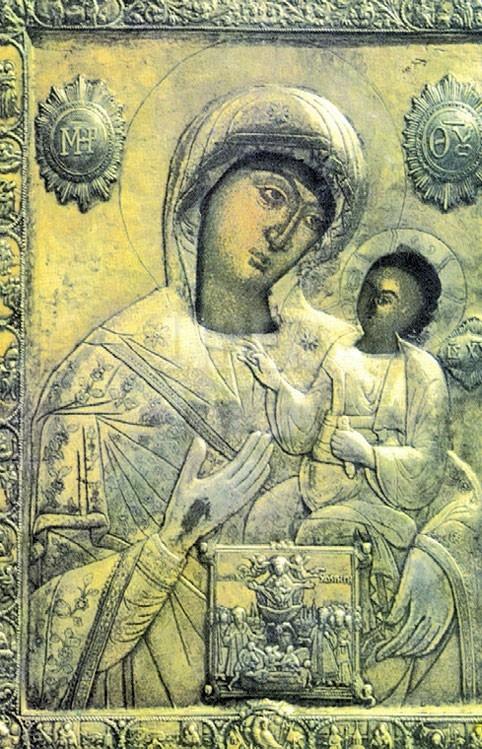 Icoana Maicii Domnului de la Biserica Coltea