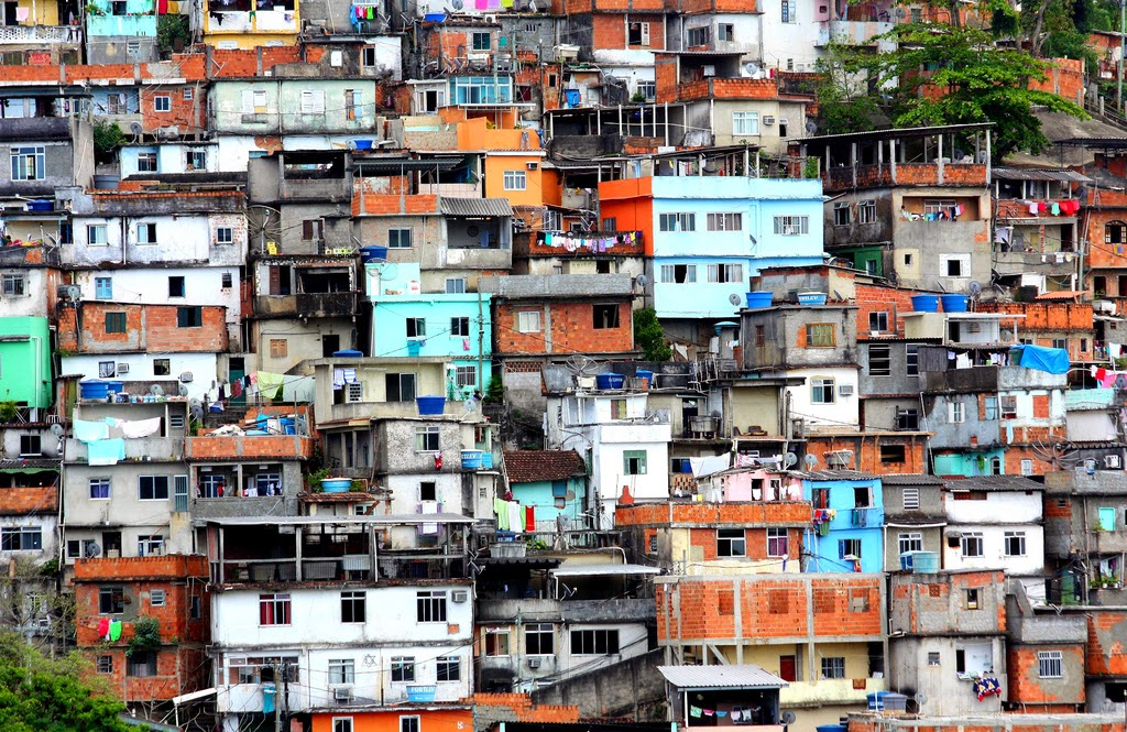 Investors may have the New York Times' ear, but they don't have as many votes as the favelas, where extreme poverty has decreased by almost two-thirds in recent years. (cc photo: Dany13)