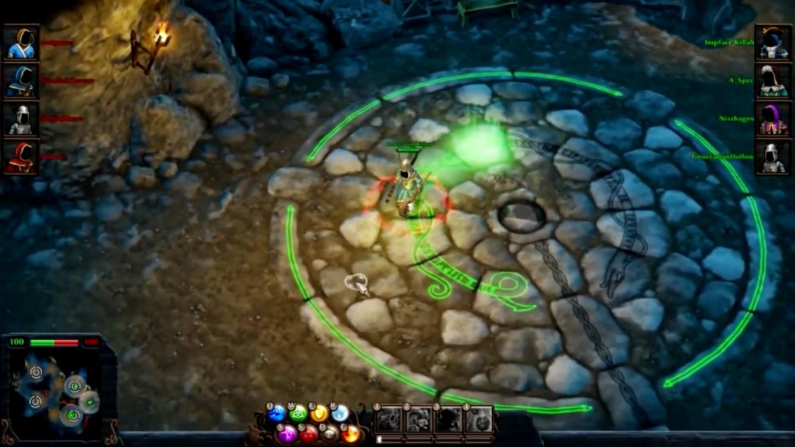 Magicka Wizard Wars Ring