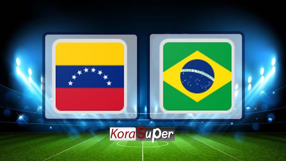 مشاهدة البرازيل وفنزويلا 19-06-2019