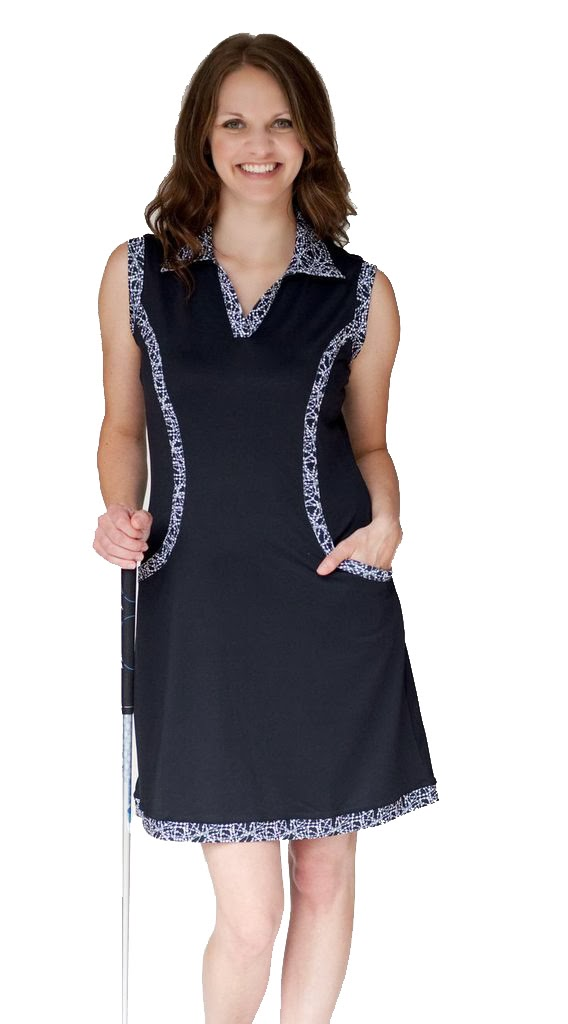 http://www.pinkgolftees.com/golfher-par-tee-little-black-golf-dress.html