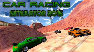 Screenshots of the Car racing simulator 2015 for Android tablet, phone.