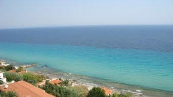 На море на Халкидики