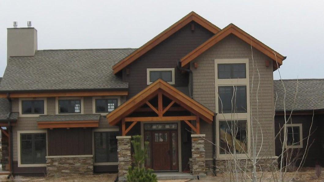 Timberpeg timber frame blog update visit two timber frame for Home builders nebraska