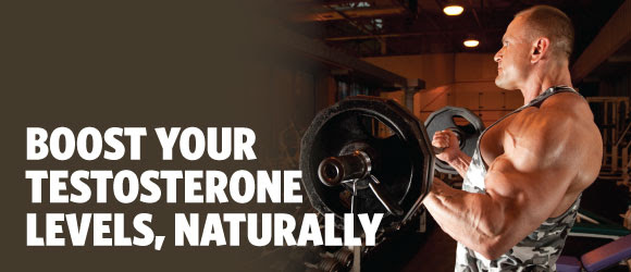 How to Boost your testosterone levels, naturally?