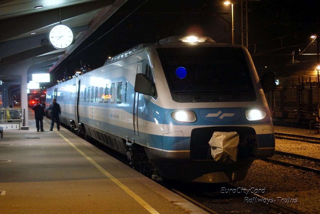 Eurocitycard Slovenija Kratki Pregled Sprememb V Voznem Redu 2013 2014