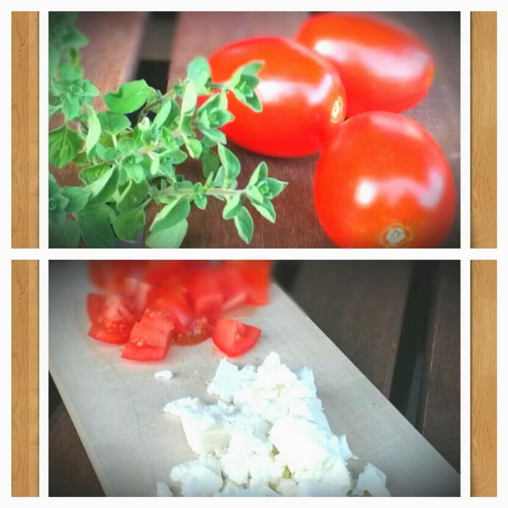 Feta Tomaten
