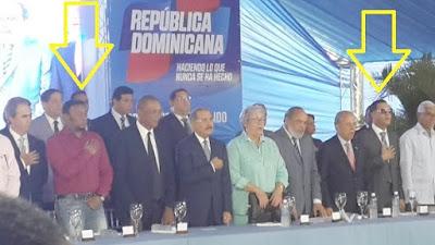 ANTHONY SANTOS Y RAULIN, JUNTOS PERO NO REVUELTOS
