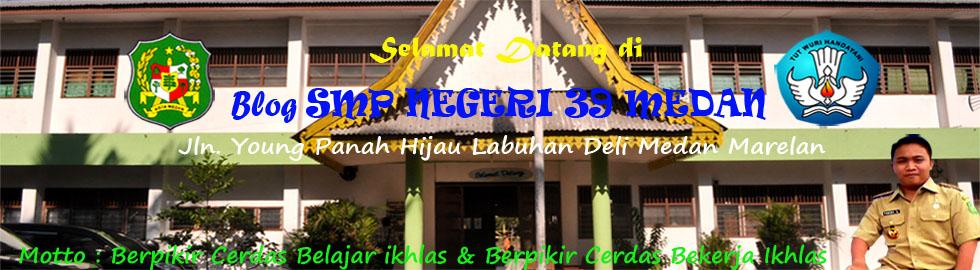 SMP Negeri 39 Medan