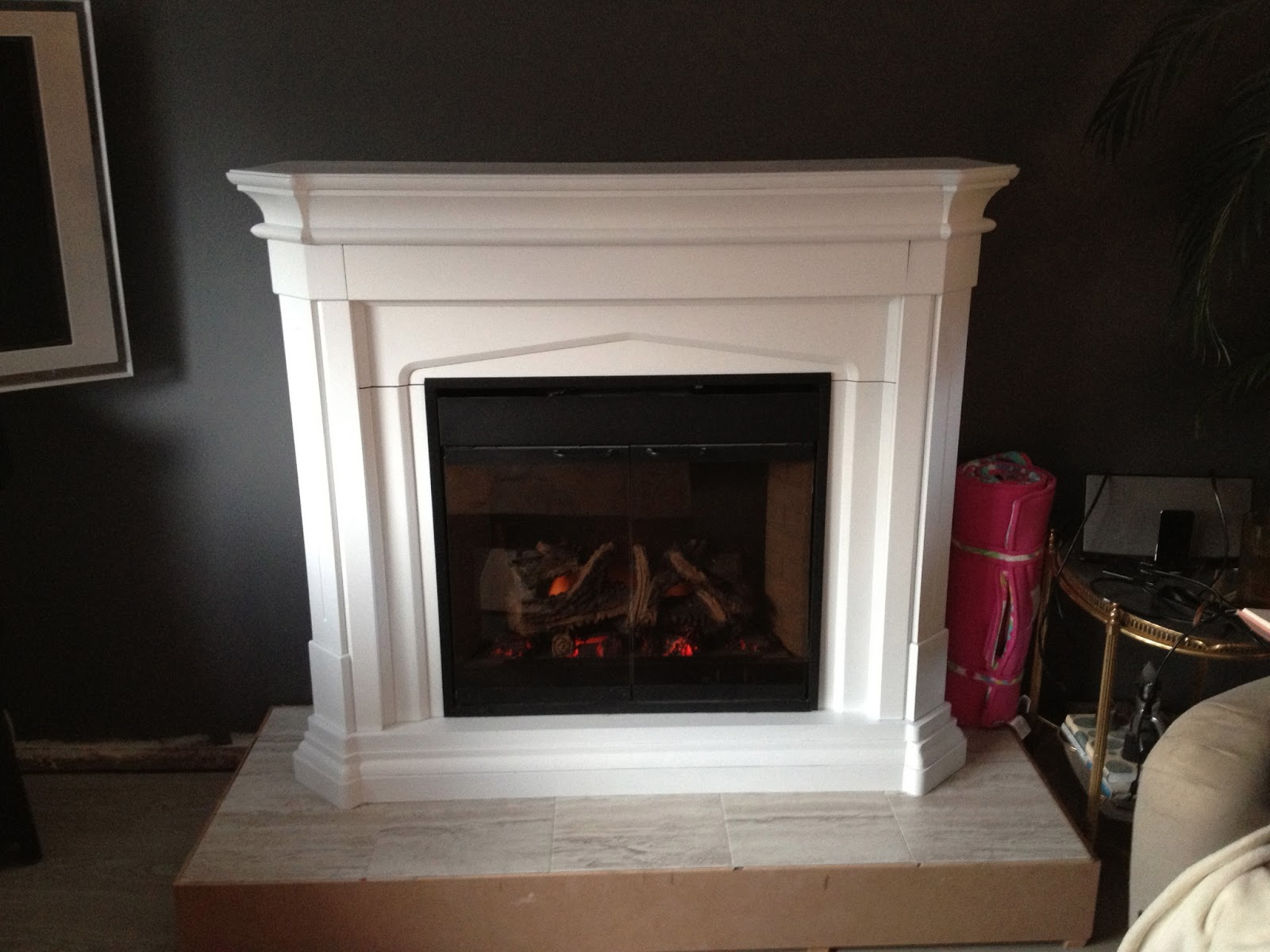Diy Fireplace Makeover Zenshmen