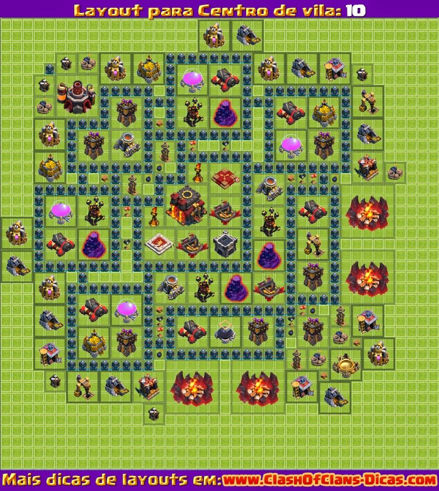 как построить базу для игры клаш оф кланс тх 11 #5