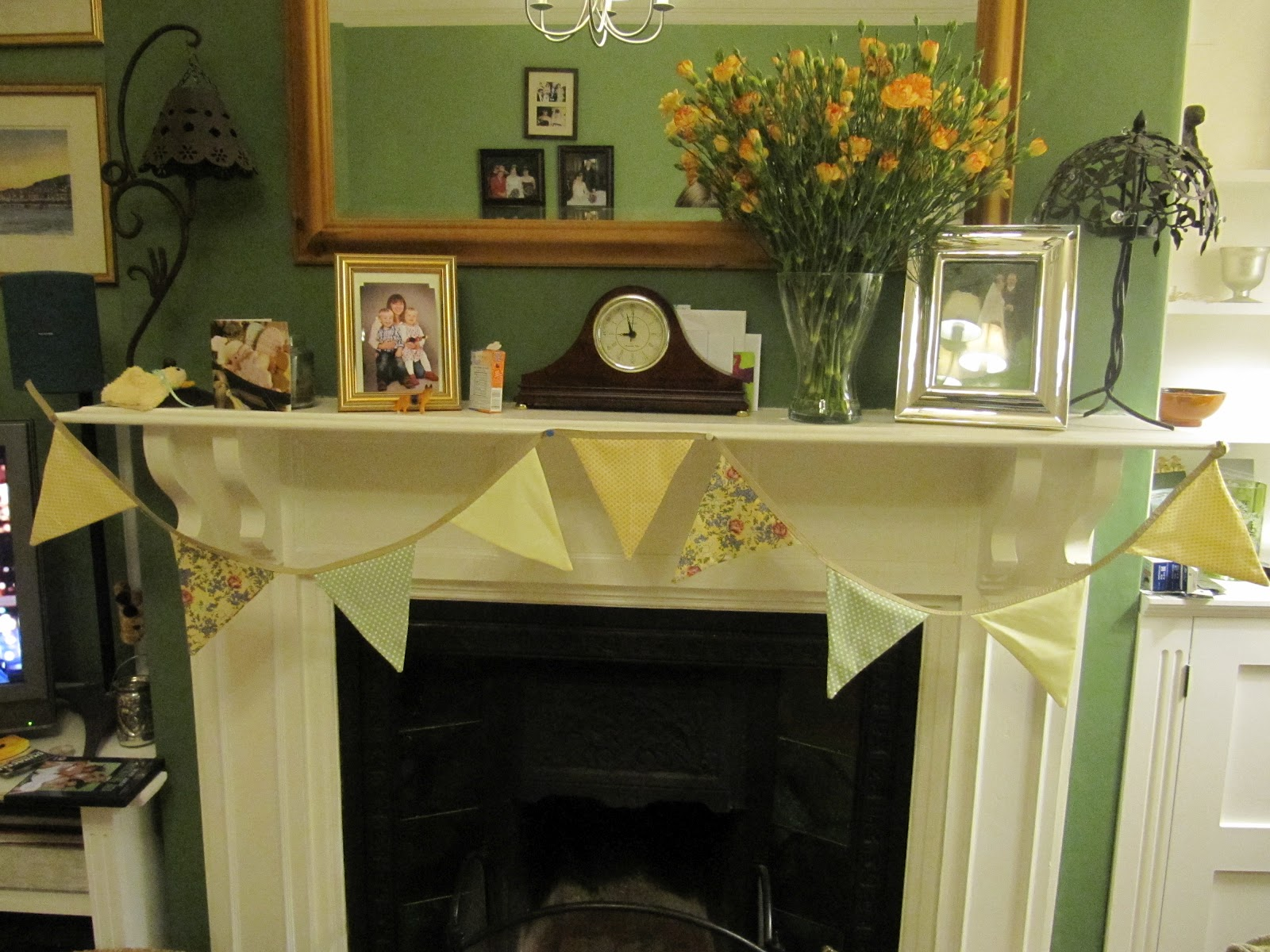 WOW-WI: Bunting Instructions