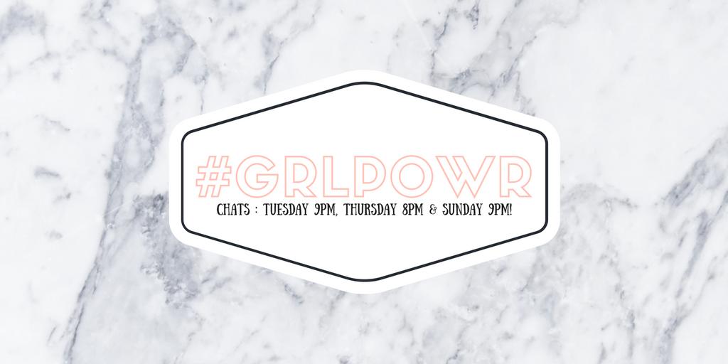 #GRLPOWR