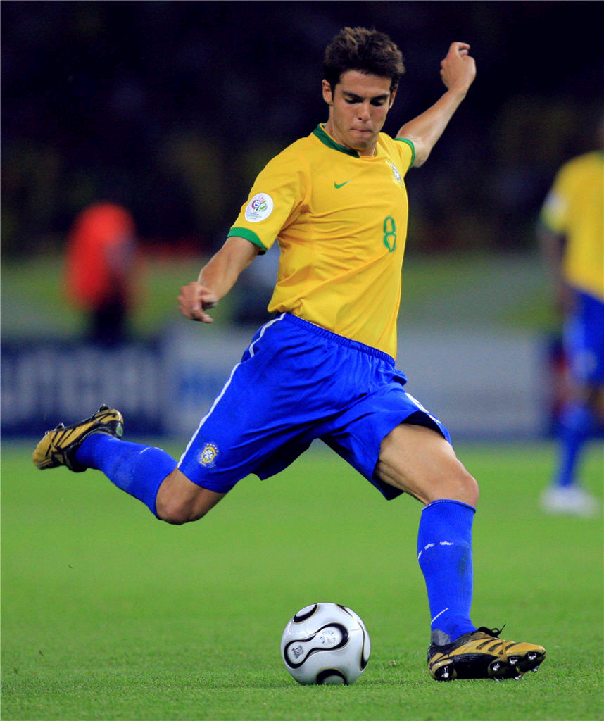 killer: Kaka Brazilian Forward Attacker Player
