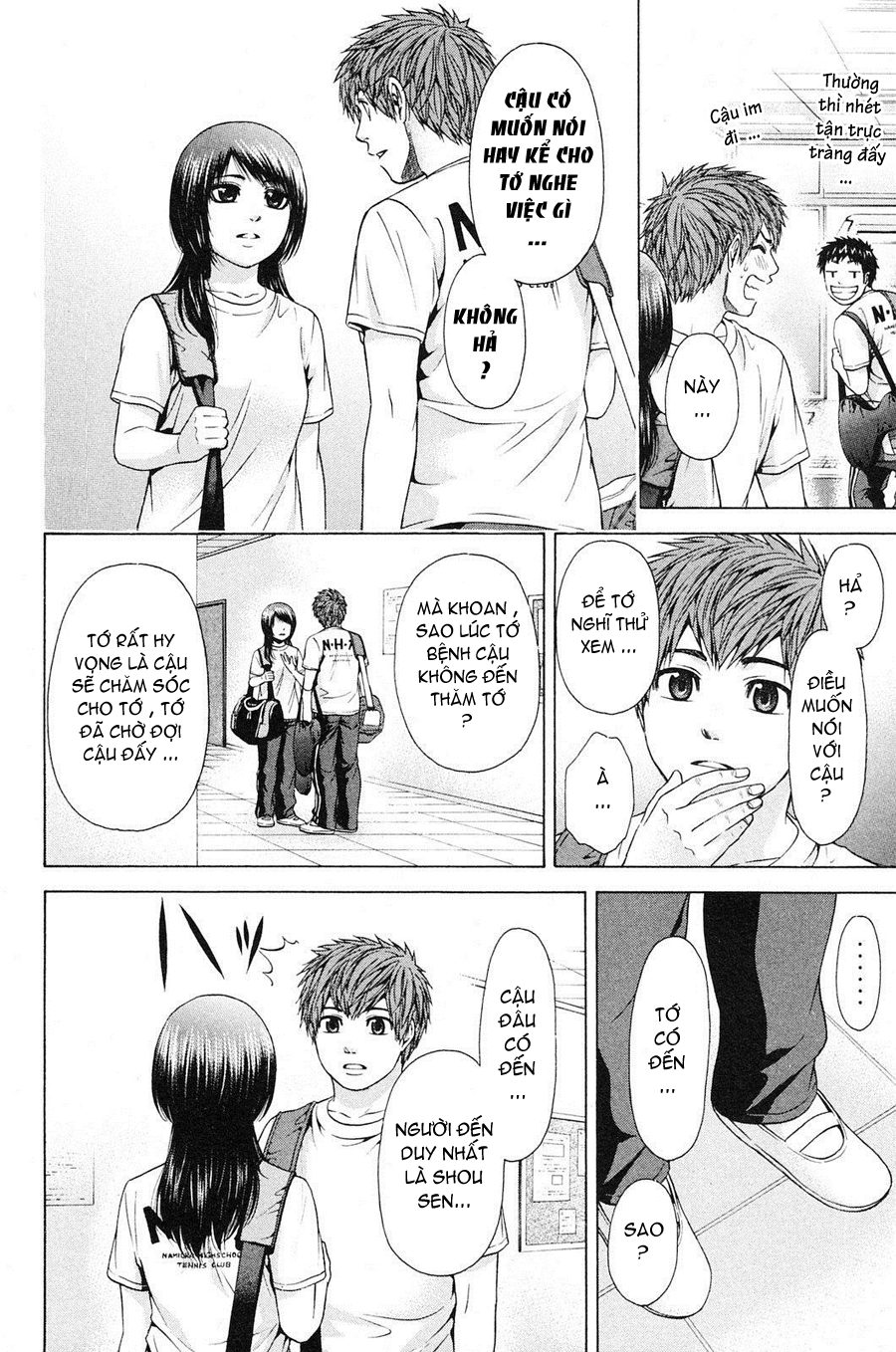 Good Ending Chap 60 - truyen Good Ending online